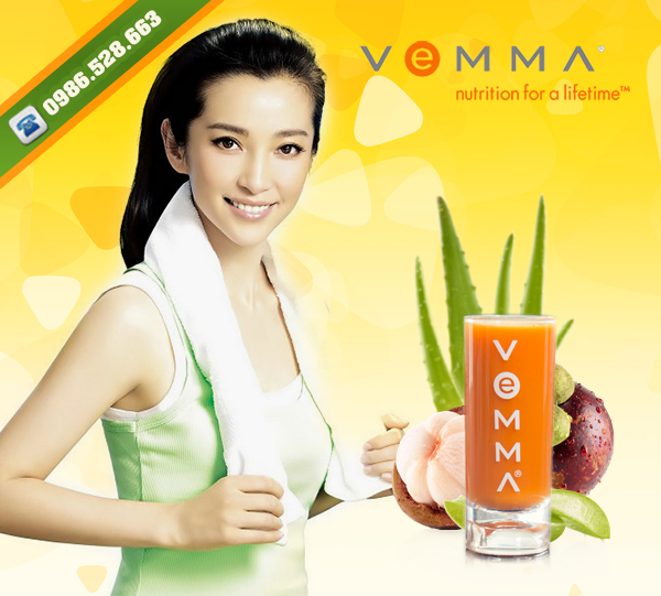 nuoc dinh duong VEMMA 2
