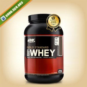 sua tang co PROTEIN 2 LBS WHEY GOLD STANDARD
