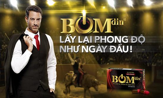 Địa chỉ bán bomdin chính hãng tại Hà Nội