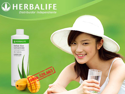 HERBALIFE ALOE CONCENTRATE 2