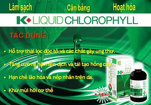 K LIQUID CHLOROPHYLL 2