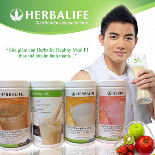 sữa herbalife