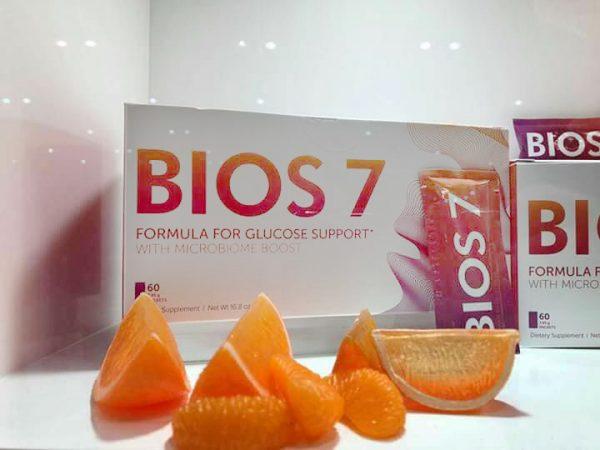 Bios 7- Cân bằng hệ vi sinh đường ruột ổn định đường huyết