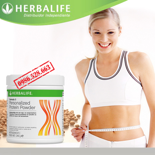 bột protein herbalife f3