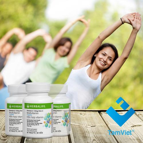 vitamin herbalife f2