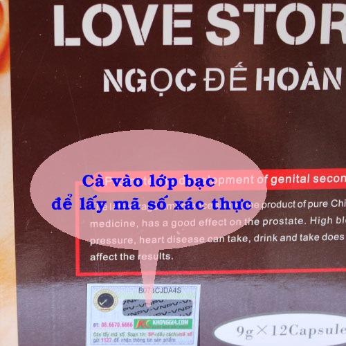 ma-xac-thuc-ngoc-de-hoan-love-story