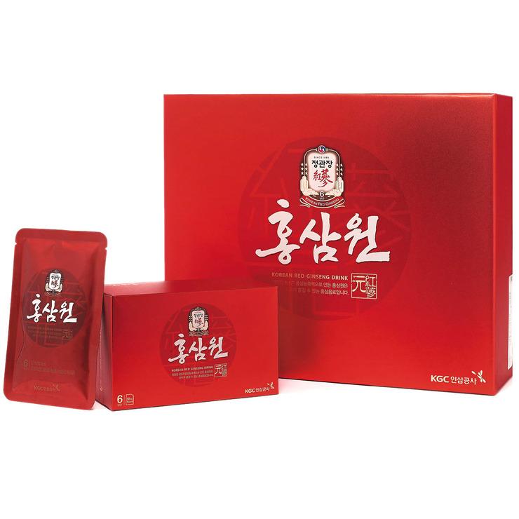 Nước Hồng sâm KGC Cheong Kwan Jang Hàn Quốc 70ml x 30 gói