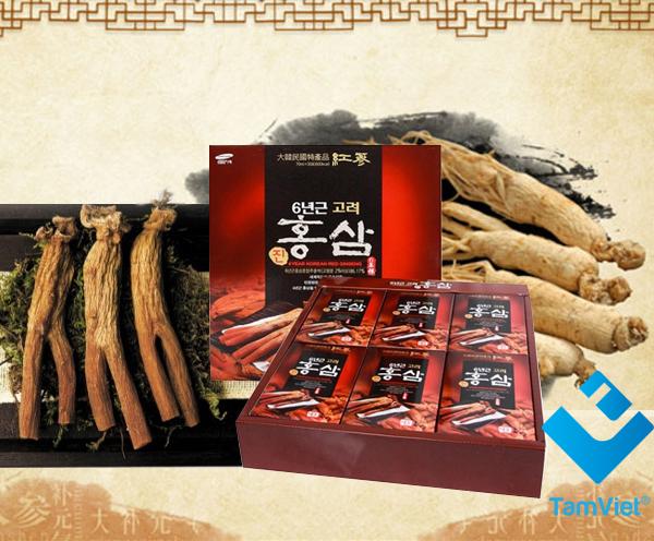 Tinh chất hồng sâm Hàn Quốc Twfood